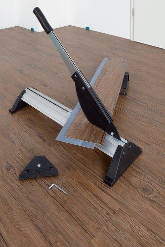 Wolfcraft 6936000 VLC 300 - Laminatschneider Vinylschneider -